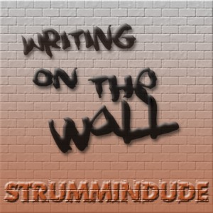 Writing On The Wall CD cover